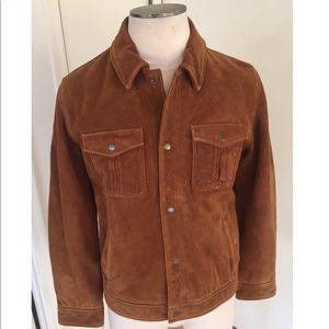 Men's Split Hide Leather Jacket